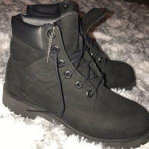 Black Timberland Boots 🐾